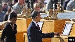 Barak Obama na komemoraciji žrtvama pucnjave u Fort hudu