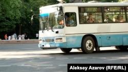 Городской пассажирский автобус. Иллюстративное фото.