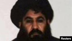 """""""Талибан"""" қозғалысының жаңа басшысы деп жарияланған Молла Мансур."""