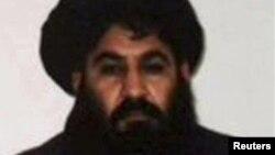 Недавно назначенный лидер движения «Талибан» мулла Ахтар Мухаммад Мансур.