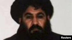 """""""Талибан"""" қозғалысының жаңадан тағайындалған жетекшісі Ахтар Мухаммад Мансур."""