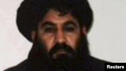 Mullah Akhtar Mohammad Mansour (file photo)