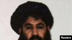 Taliban lideri, Mullah Akhtar Mohammad Mansour