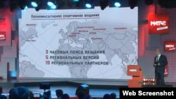 """Rusiyanın """"Match tv"""" kanalı"""