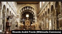 Crkva Santa Maria in Aracoeli u kojoj je sahranjena bosanska kraljica Katarina Kosača Kotromanić, Rim