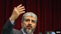 خالد مشعل، رییس دفتر سیاسی حماس در سوریه