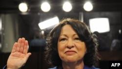 Judecătoarea Sonia Sotomayor