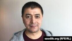 Сиёсатшунос Абдусами Раҳмонов