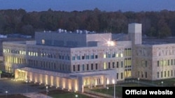 Здание посольства США в Ташкенте