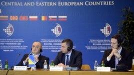 Delegacija BiH predvođena Vjekoslavom Bevandom u Beogradu na Samitu 16 + 1