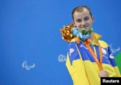 Паралимпийский чемпион Ярослав Семененко