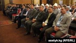 Стамбулда өткөн кыргыз ишкерлеринин бизнес форуму. 30-август, 2013-жыл.