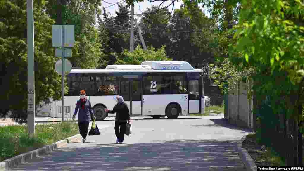 Мешканки Первомайкого повернулися на автобусі з міста