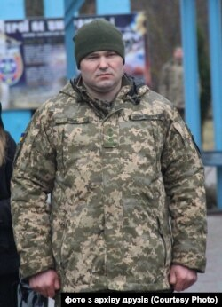 Полковник Ігор Мазепа