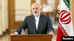 Ministri i Jashtëm i Iranit, Mohammad Javad Zarif.