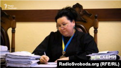Суддя Апеляційного суду Києва Олена Мазурик