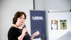 Ганна Севярынец: Можа, мой верш адкладзе на 15 хвілін рашэньне страляць