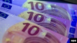 یورو واحد پولی مشترک ۱۹ کشور از ۲۸ کشور عضو اتحادیه اروپا است.