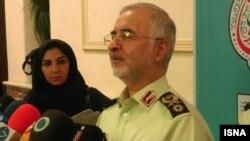 اسکندر مؤمنی، جانشین فرمانده نیروی انتظامی جمهوری اسلامی