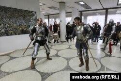 Торжества по случаю 500-летия битвы под Оршей. 2014 год