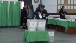 Azerbaijani Voters Elect New Parliament In Snap Elections