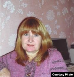 Наталья Байрамова, мать Расима Байрамова. Фото из семейного архива.
