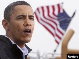 Президент США Барак Обама, 2 мая 2010 года.