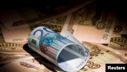 Российский рубль все падает