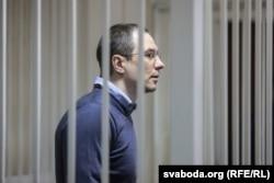 Анатоль Багавік у судзе