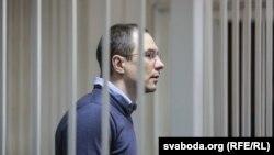 Абвяшчэньне прысуду выканаўчаму дырэктару Беларусбанку Анатоля Багавіка