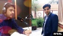Sabawoon Kakar dhe Abadullah Hananzai