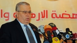 Syrian Justice Minister Najm al-Ahmad made his remarks at a conference on combating terrorism and religious extremism in Damascus on December 1.