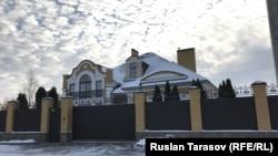 Будинок митрополита Павла, Київська область, село Вороньків, 30 листопада 2018 року