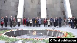 Memorijalni centar žrtava genocida u Jermeniji