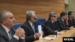 Sa rasprave o amandmanima, Foto: Mido Poturović