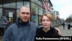 Виктор и Евгения, друзья Лукичева