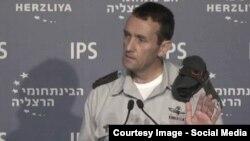ژنرال هرتزی هلوی، رییس رکن اطلاعات ارتش اسرائیل.