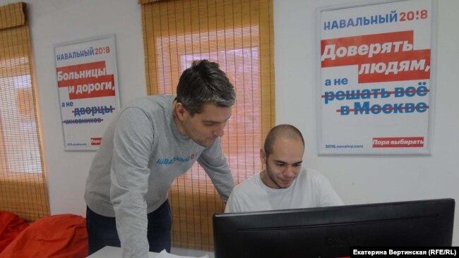 Сергей Беспалов и Захар Сарапулов