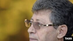 Preşedintele interimar Mihai Ghimpu