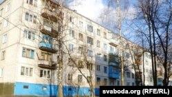 Дом, дзе жыў Дзьмітры Канавалаў