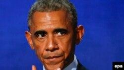 ABŞ prezidenti Barack Obama