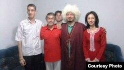 Türkmensähraly türkmenler