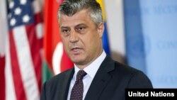 Ҳошим Тачӣ-сарвазири Косово