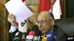 Iraq - Adnan al-Mufti, speaker of the Iraqi Kurdistan Parliament, Arbil, 23Jul2008