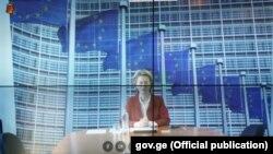 Predsjednica Evropske komisije Ursula von der Leyen