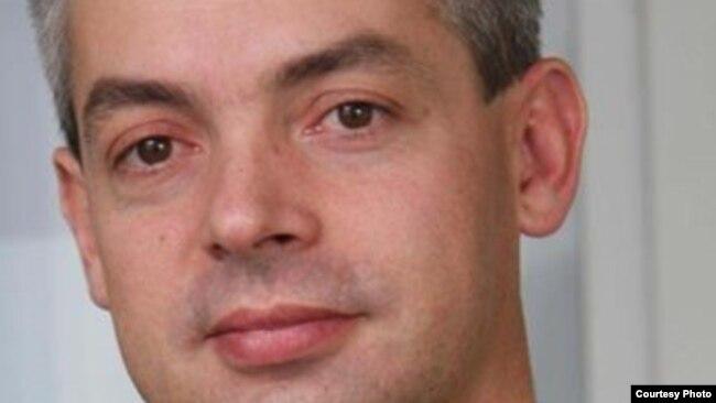 Президент украинской ассоциации медиабизнеса Алексей Погорелов.
