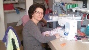 Arijana Hadžić na radnom mjestu