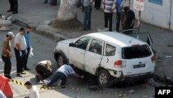 Взрыв в Тунисе