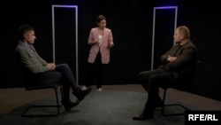 Fadei Nagacevschi, Natalia Morari și Ștefan Gligor