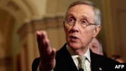 U.S. Senate Majority Leader Harry Reid (Democrat, Nevada)